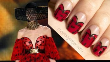 Mc Queen Fashion for your Nails