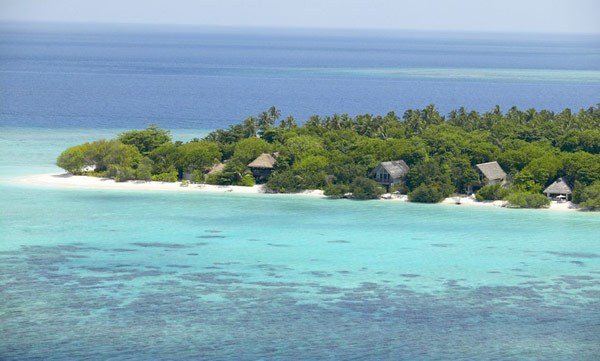 Resort in Maldives (2)