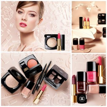Spring Makeup by Chanel