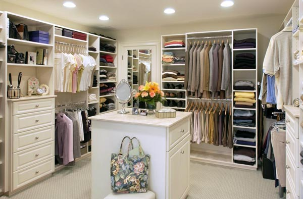 walk in closets 14 - Master Closet Design Ideas