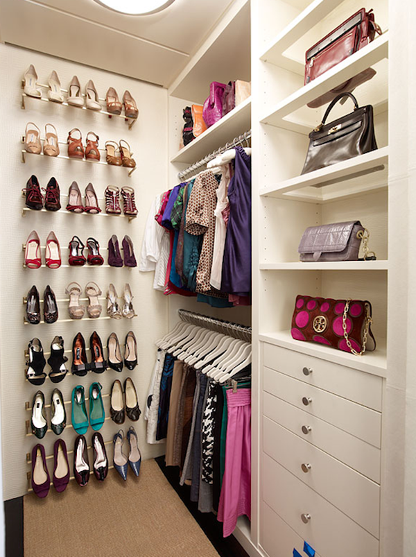 Walk In Closet Images design ideas for your walk-in closet - alldaychic