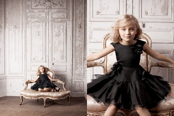Dior Kids Fashion Clothes Alldaychic