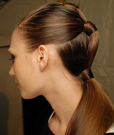 Cascade-ponytail-hairstyles