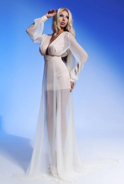 Длинные Белые Платья