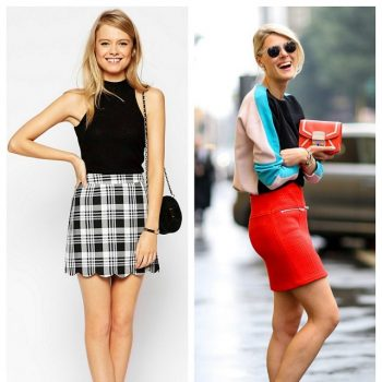 Tips to Wear a Mini Skirt