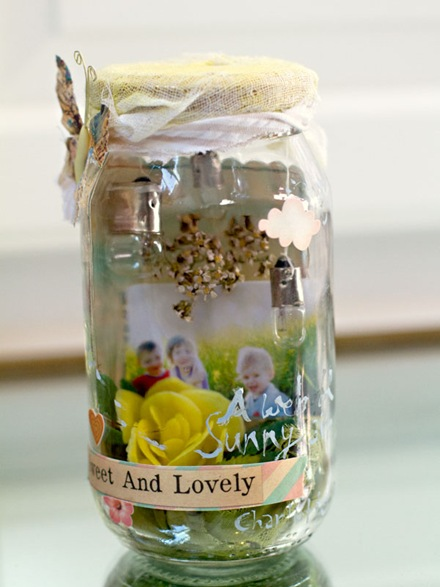 Capture Awesome Memories In A Jar Diy Alldaychic