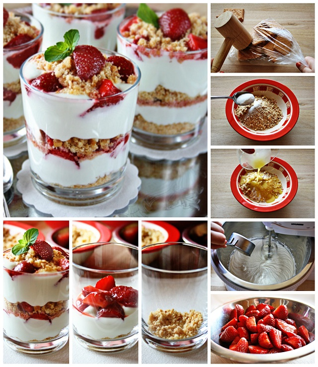 strawberry-parfait