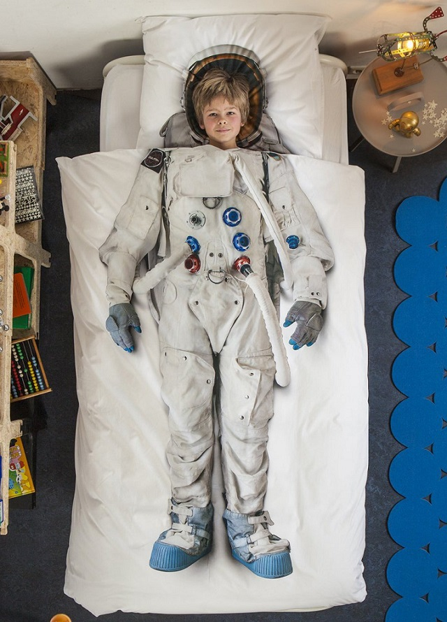 Children Bed Sets With Life Size Prints Alldaychic