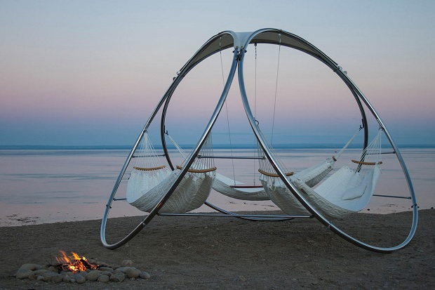 Trinity-Triple-Hammock-5 - Super Practical Triple Hammock Is Perfect For Your Summer Vacation