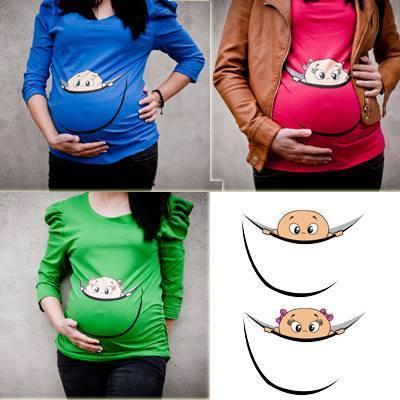 maternity tunic longsleeve