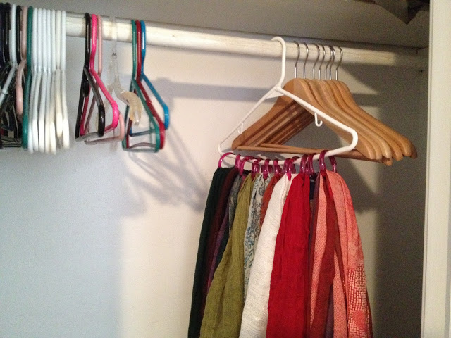 scarf hanger 3 & Scarf Hanger - DIY - AllDayChic