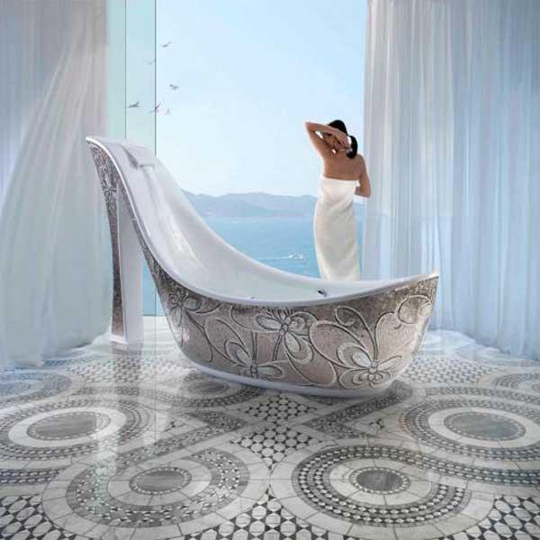 shoe-bath