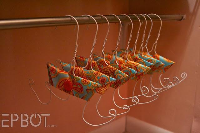 Shoe Hanger - DIY Tutorial - AllDayChic