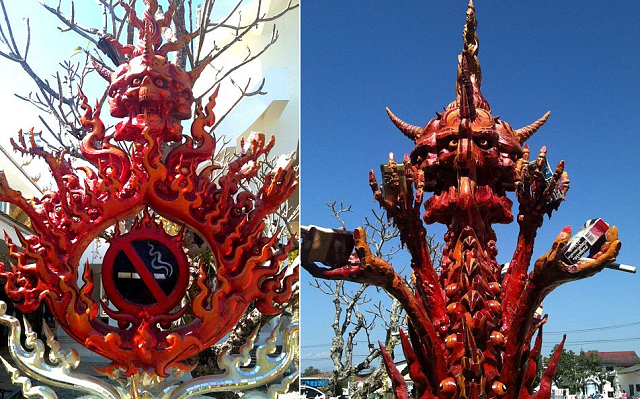 11 Koi-in-pond-Wat-Rong-Khun-White-Temple-Chiang-Rai-Thailand 11