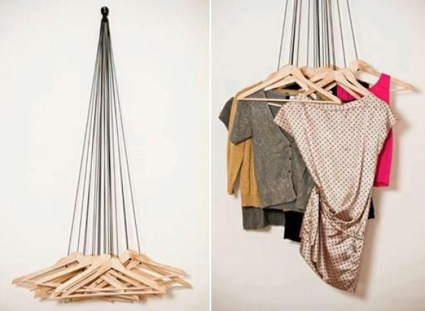 20 Hangers Wardrobe 1