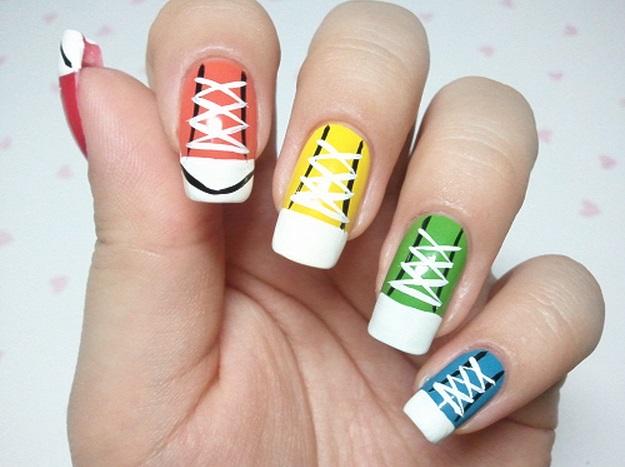 7b51371ee2b2 nail design converse - Akileos