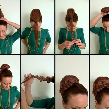 Style Your Hair Practical and Elegant