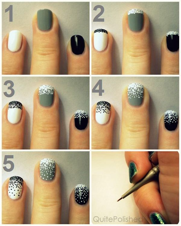 Stylish Nail Decoration Alldaychic