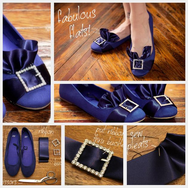 a1cbe619cbc7 Puritan Ballerina Flats - DIY - AllDayChic