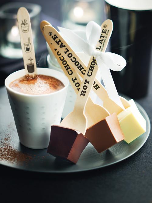 Hot Chocolate Spoon Alldaychic