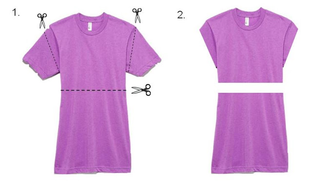 knot dress 1