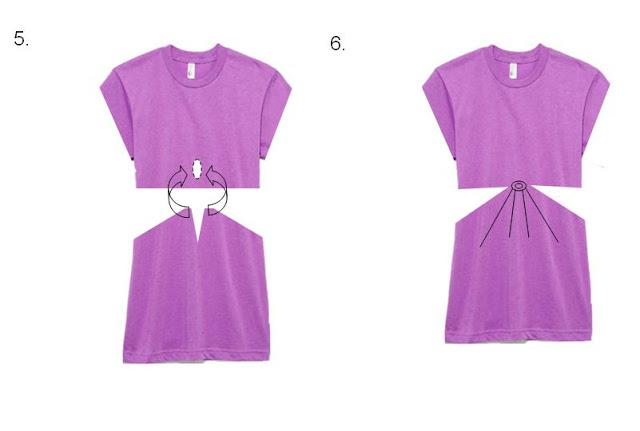 knot dress 3