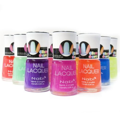 Why Does Neon Nail Polish Chip: Glow In The Dark Neon Nail Polish Lacquer
