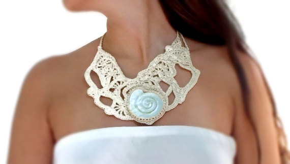 AmorArt Crochet Jewelry and Accessories 6