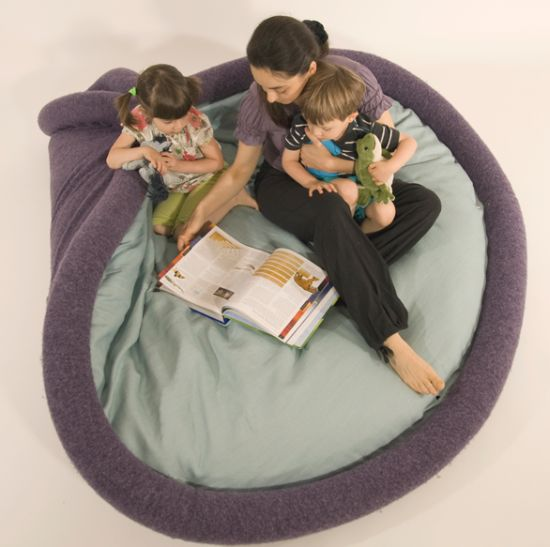 BLANDITO. Transformable pad for lazy living 2