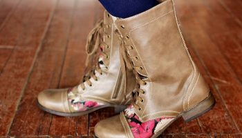 BOOTS DECORATION DIY