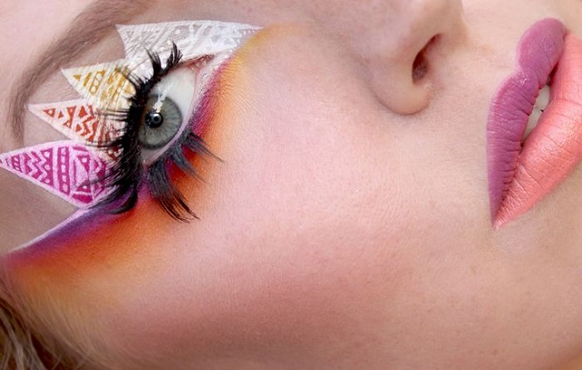 Creative makeup by Sandra Holmbom 12