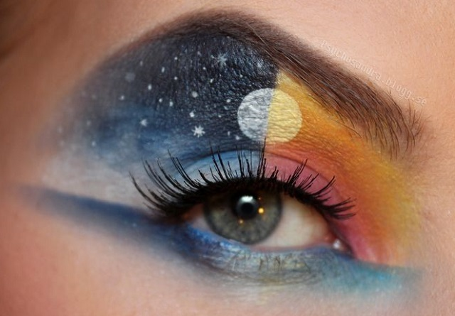Creative makeup by Sandra Holmbom 6