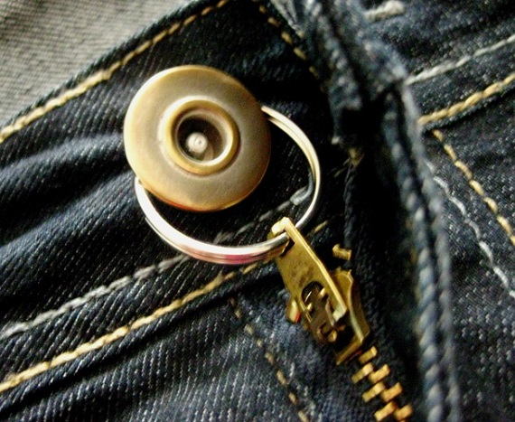 How To Keep Your Jeans Zip from Falling Down