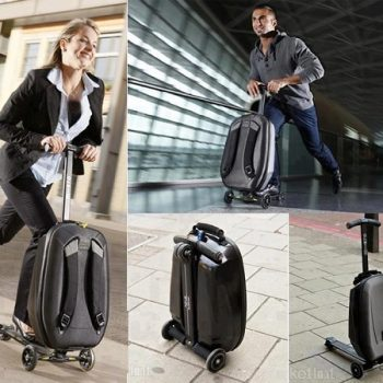 Micro 3in1 Suitcase Scooter