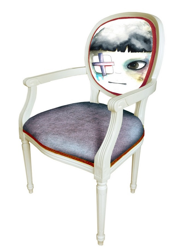Chairs With Quirky Characters Nostalgia-02