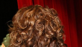 Curl Your Hair Without Heat Using Socks