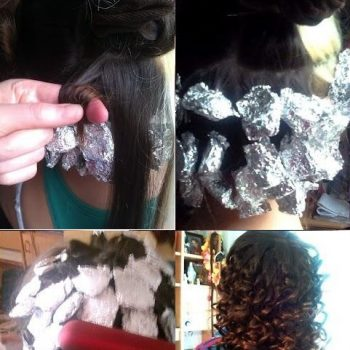 DIY-Curls