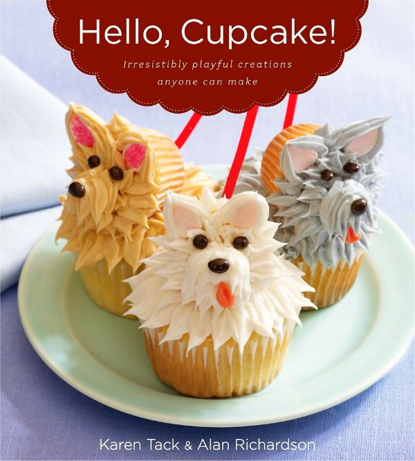 Dog Puppy Cupcakes Recipe (2)
