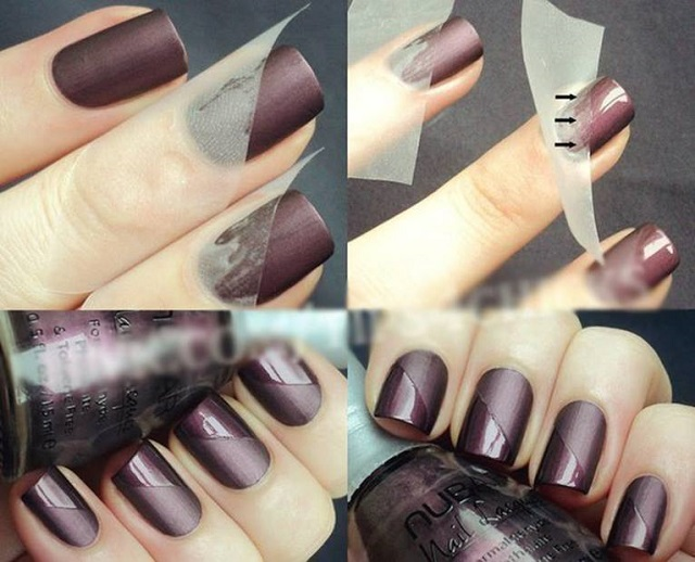 Glossy & Matte Nails Archives - AllDayChic