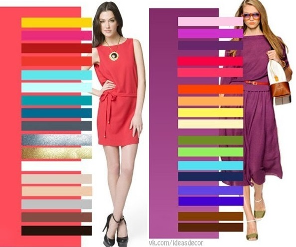 Two Colour Combination: Great Color Combinations