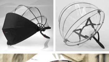 Innovative Umbrella – Hands Free Nubrella