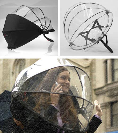 Innovative Umbrella - Hands Free Nubrella