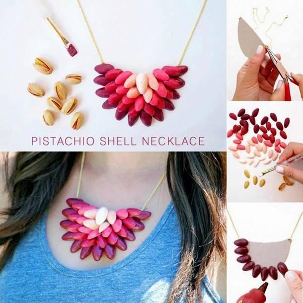 Ombre Necklace - DIY