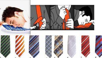 The Pillow Tie