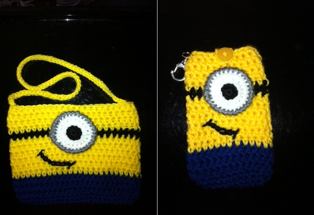 despicable me minion purse bag (3)