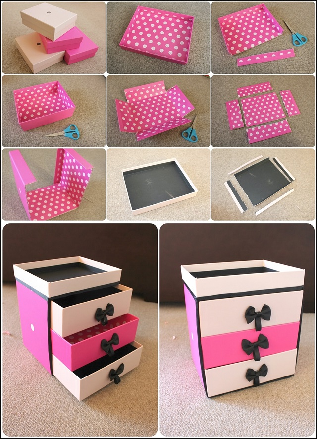 make up storage diy alldaychic