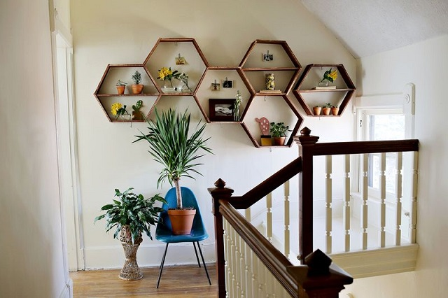 Honeycomb-Shelves