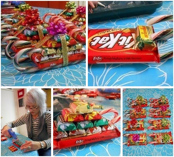 foto ellynsplace - Candy Sleighs For Christmas