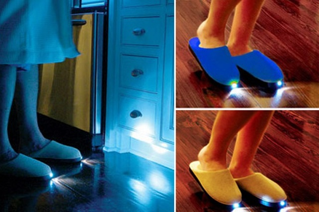 Led Slippers Alldaychic