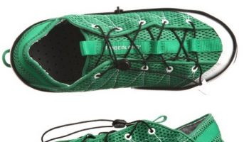 Pliable camping shoes